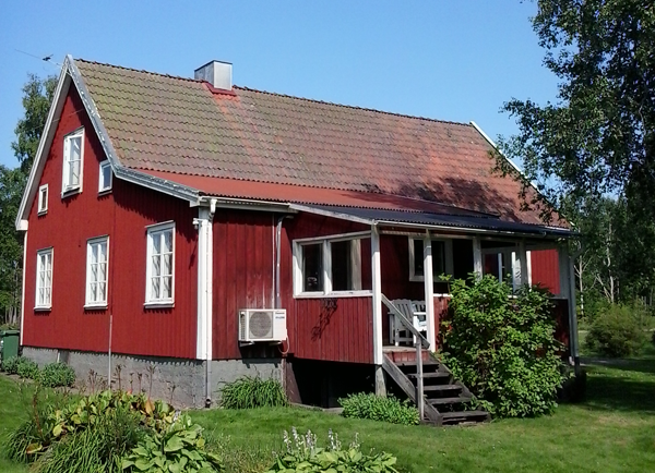 Zweden vakantiehuis